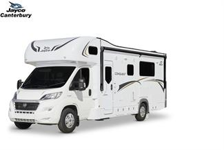 2020 Jayco Fiat Ducato Conquest - Thumbnail